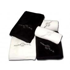 Frottée-Tuch in schwarz